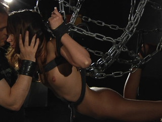 Inna claims that that babe doesn't like to be fucked in submission but this is just this babe wants us to make no doubt of. However, her attitude in kinky games proves that she's enjoying the whipping during the time that engulfing dong