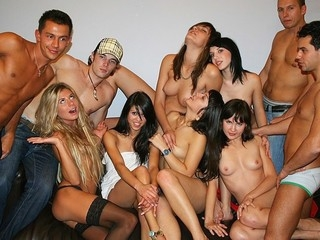 This student sex party movie is gonna blow your mind with its avid group action! Watch the coeds go wild!